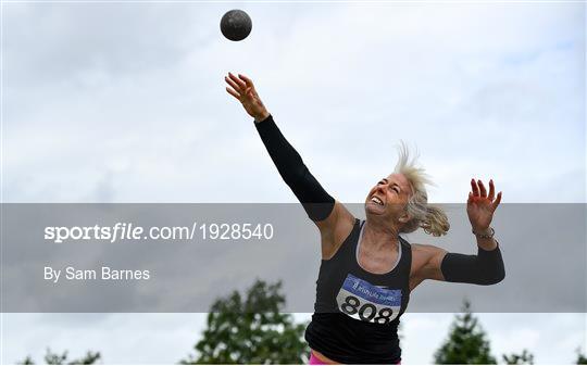 Irish Life Health Combined Event Championships Day 1