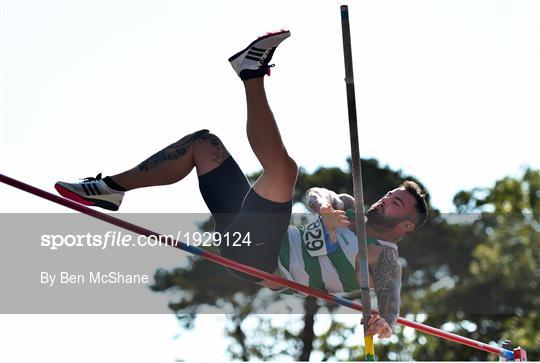 Irish Life Health Combined Event Championships - Day 2