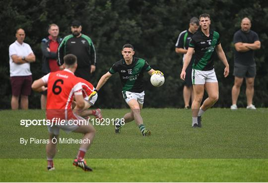 Cuala v Parnells - Dublin County Senior 2 Football Championship Group 2 Round 3