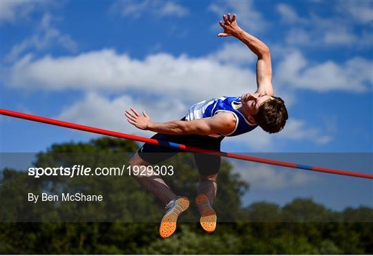 Irish Life Health National Junior Track and Field Championships - Day 2