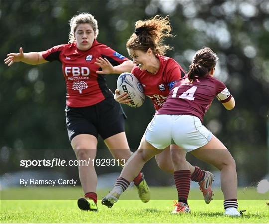 Tullow v New Ross - Bryan Murphy Southeast Women's Cup 2020/2021