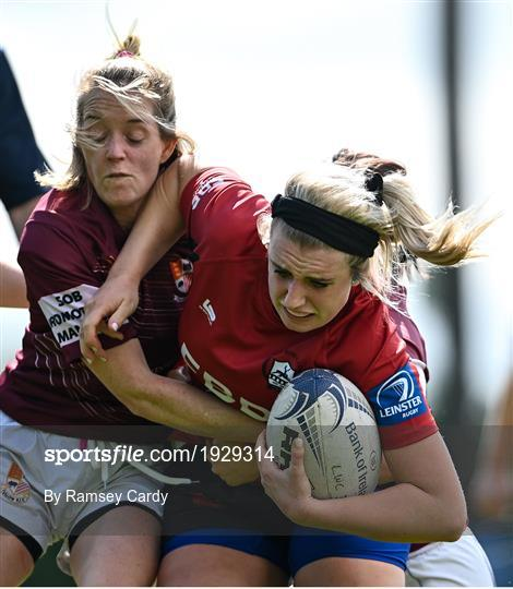 Tullow v New Ross - Bryan Murphy Southeast Women's Cup 2020/2021