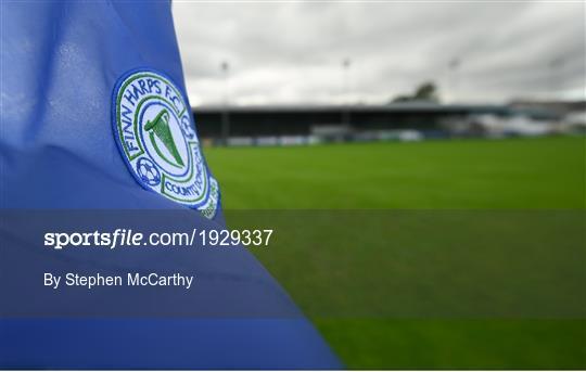 Finn Harps v Derry City - SSE Airtricity League Premier Division