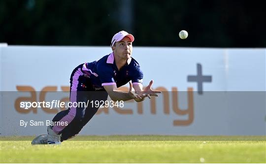 YMCA v Cork County - All-Ireland T20 Semi-Final