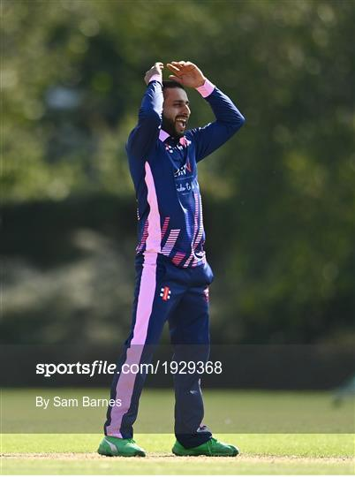 YMCA v Cork County - All-Ireland T20 Semi-Final