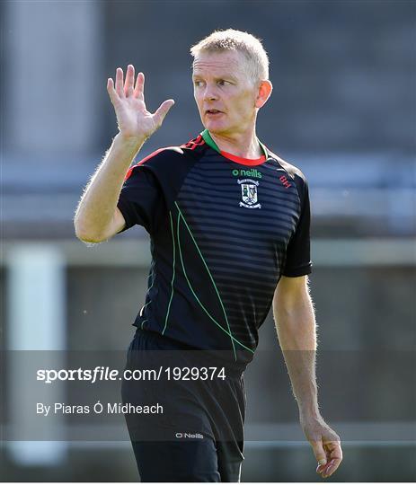 Ballymun Kickhams v Kilmacud Crokes - Dublin County Senior Football Championship Semi-Final