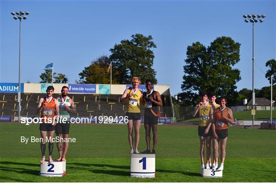 Irish Life Health Combined Event Championships - Day 2