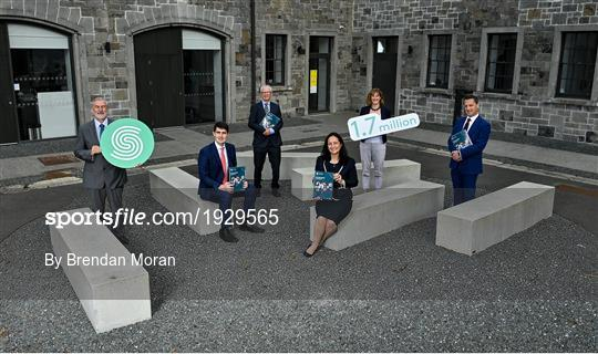 Sport Ireland launch the Irish Sports Monitor 2019