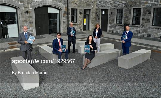 Sport Ireland launch the Irish Sports Monitor 2019