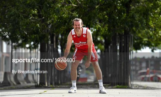 Basketball Ireland National Cup Launch