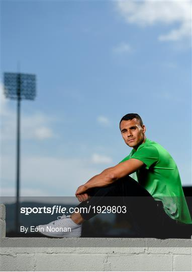 Shamrock Rovers Press Conference