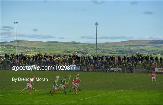 Dunloy Cuchullains v Loughgiel Shamrocks - Antrim County Senior Hurling Championship Final