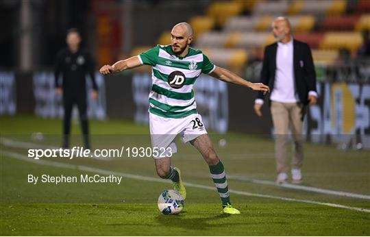 Shamrock Rovers v AC Milan - UEFA Europa League Second Qualifying Round