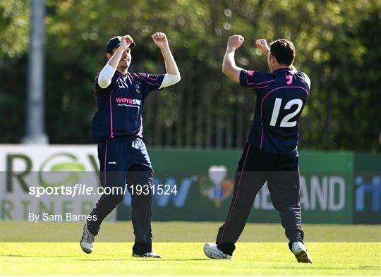 CIYMS v YMCA - All-Ireland T20 European Cricket League Play-Off