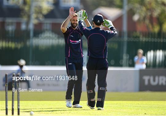 CIYMS v YMCA - All-Ireland T20 European Cricket League Play-Off