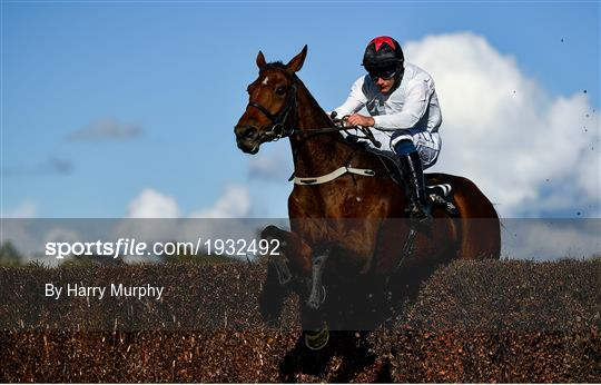 Horse Racing from Listowel