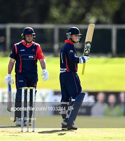 Leinster Lightning v Northern Knights - Test Triangle Inter-Provincial Series
