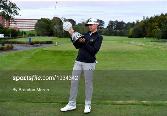 Dubai Duty Free Irish Open Golf Championship - Day Four