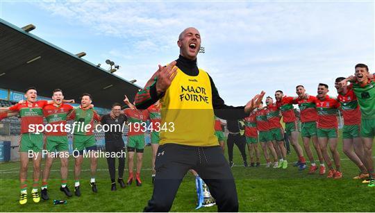 Ballyboden St Enda's v Ballymun Kickhams - Dublin County Senior 1 Football Championship Final