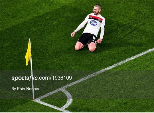 Dundalk v Ki Klaksvik - UEFA Europa League Play-off