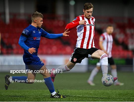 Derry City v Waterford - SSE Airtricity League Premier Division
