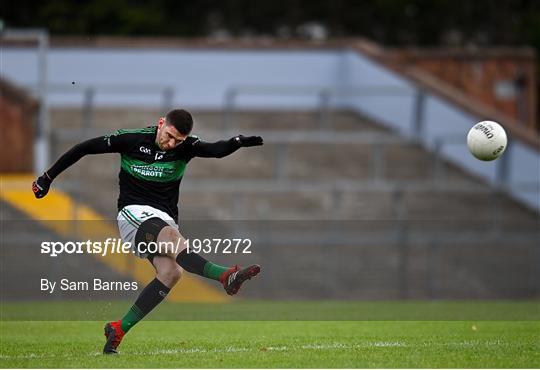Nemo Rangers v Duhallow - Cork County Premier Senior Football Championship Semi-Final