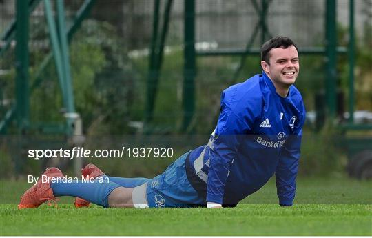 Leinster Rugby Squad Training