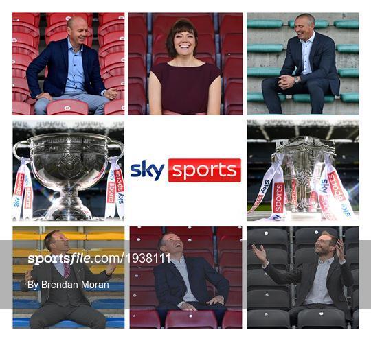 Sky Sports GAA Championship Launch