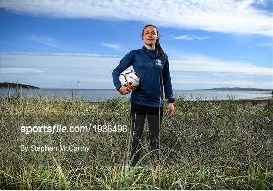 Irish Women's National Team Star Áine O'Gorman Launches Aviva Soccer Sisters Mid-Term Virtual Skills Hub