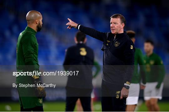 Slovakia v Republic of Ireland - UEFA EURO2020 Qualifying Play-Off Semi-Final