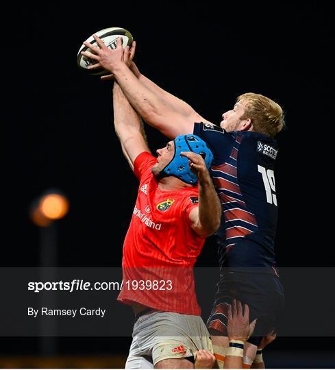 Munster v Edinburgh - Guinness PRO14