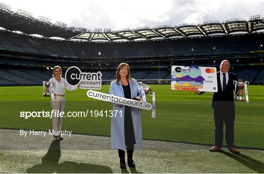 Currentaccount.ie announced as new sponsors of All-Ireland Ladies Club Football Championships