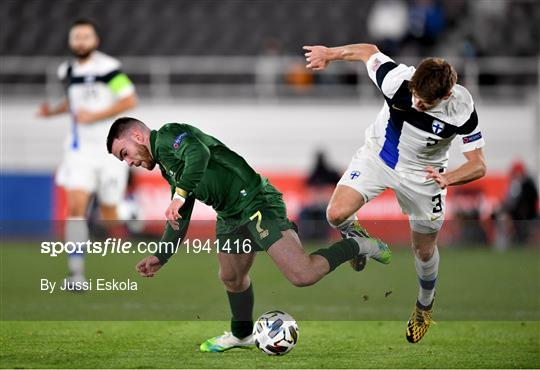 Finland v Republic of Ireland - UEFA Nations League B