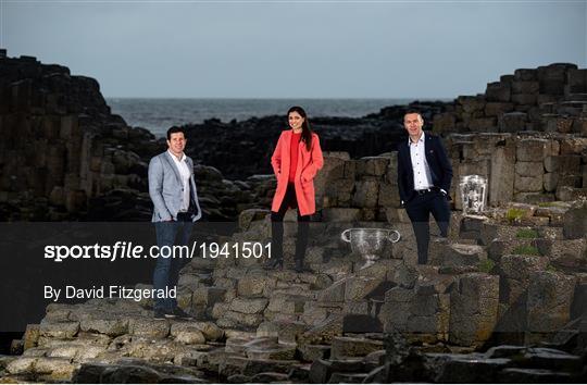 RTÉ GAA Championship Launch 2020