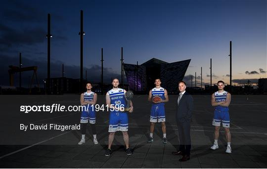 Basketball Ireland Super League and Division One 2020/21 season launch