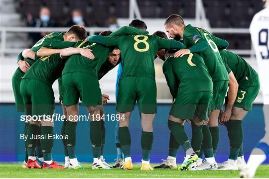 Finland v Republic of Ireland - UEFA Nations League B