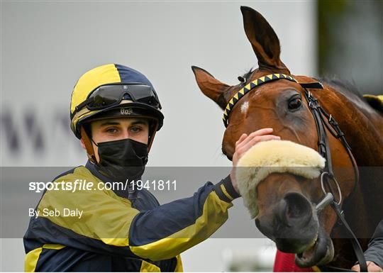 Horse Racing from Leopardstown