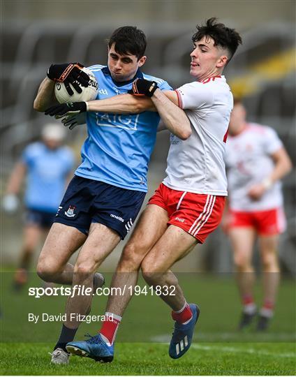 Dublin v Tyrone - EirGrid GAA Football All-Ireland U20 Championship Semi-Final