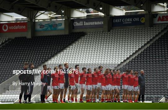 Cork v Louth - Allianz Football League Division 3 Round 6