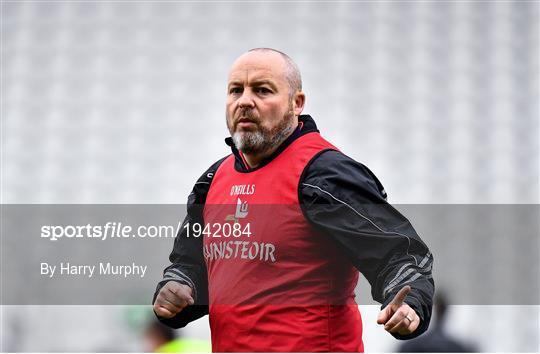 Cork v Louth - Allianz Football League Division 3 Round 6