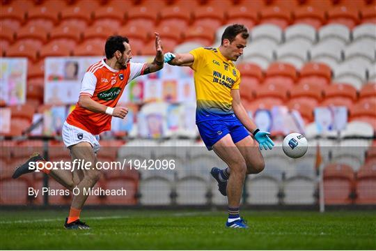 Armagh v Roscommon - Allianz Football League Division 2 Round 6