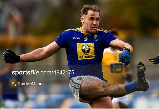 Wicklow v Antrim - Allianz Football League Division 4 Round 6