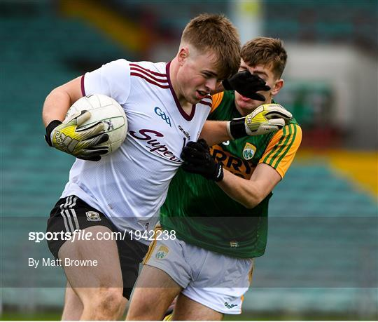 Kerry v Galway - EirGrid GAA Football All-Ireland U20 Championship Semi-Final