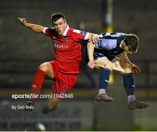Shelbourne v Sligo Rovers - SSE Airtricity League Premier Division