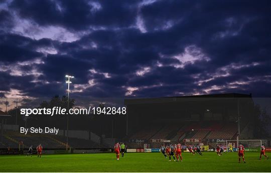 Shelbourne v Sligo Rovers - SSE Airtricity League Premier Division