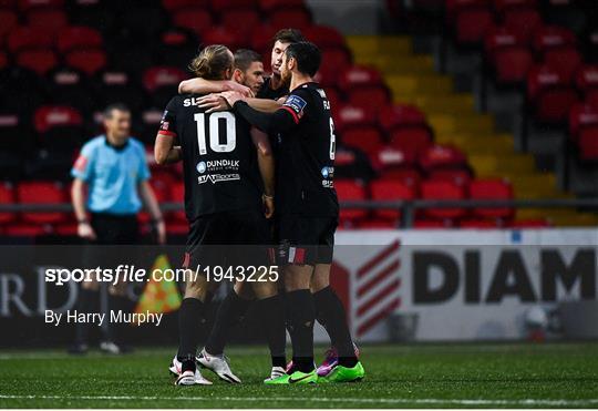 Derry City v Dundalk - SSE Airtricity League Premier Division