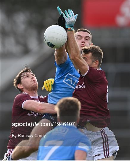 Galway v Dublin - Allianz Football League Division 1 Round 7