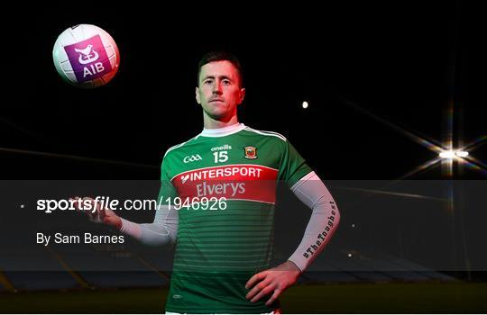 AIB GAA All-Ireland Senior Football Championship Launch