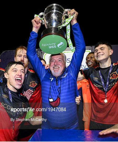 Cabinteely v Drogheda United - SSE Airtricity League First Division