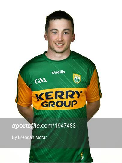 Kerry Football Squad Portraits 2020